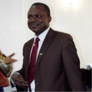 Photo du pasteur Ernest Nkongolo